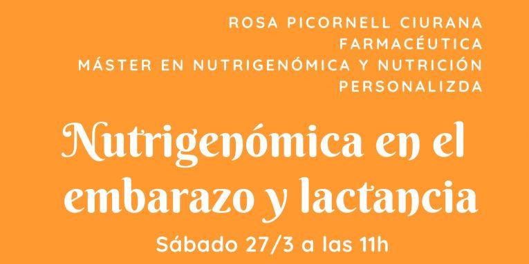 Taller Nutrigenomica